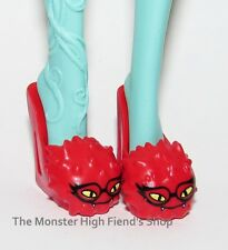 Monster High Shoes/Slippers from Dead Tired Ghoulia Yelps Doll