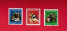1982  #  973 to 975 **  TIMBRES CANADA  STAMPS   CHRISTMAS  CRECHE FIGURES