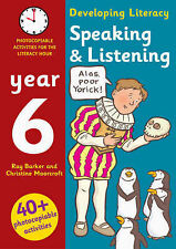 Developing Literacy: Speaking and Listening Photocopiable Activities for the Lit
