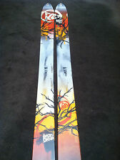 K2 Back Drop Skis 174cm Alpine Touring Backcountry