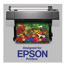"Ultra Premium Glossy Photo Paper 44"" x 100'  for Epson"
