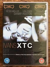 Danny Huston Peter Weller IVANS XTC ~ 2002 Drug Addiction Drama | UK DVD
