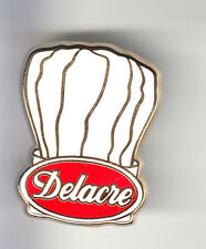 RARE PINS PIN'S .. ALIMENT FOOD CHEF GASTRONOMIE DELACRE BELGIQUE ARTHUS B. ~CK