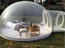Stargaze Outdoor Eco Friendly Single Tunnel Inflatable Luxury Dome Bubble Tent