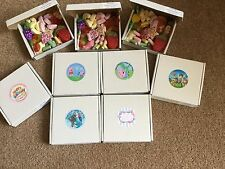 10 x Pre-Filled Birthday/Party Bags/Sweet Boxes Pokemon. Peppa Pig, Paw Patrol.