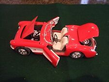 1957 Corvette Diecast 1:24 made in China #93019