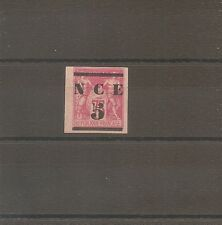 TIMBRE NOUVELLE CALEDONIE FRANKREICH KOLONIE N°7 NEUF* MH
