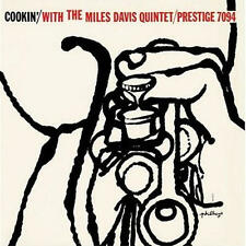 Miles Davis Quintet - Cookin' LP REISSUE NEW OJC w/ John Coltrane, Red Garland