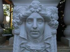 Gesso personaggio Relief Busto Nouveau ALT bello prezzo valore
