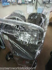 PVC RAINCOVER RAIN BABY JOGGER BABYJOGGER CITY MINI TWIN & COT PUSHCHAIR £17.99