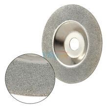 "4"" 100mm Coated Diamond Glass Cup Grinding Wheel Blade Tool Cutter Grinder Tiles"