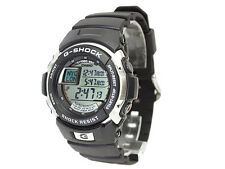 0*NEW* CASIO MENS G SHOCK BLACK WATCH XL G-7700-1DR   RRP£129