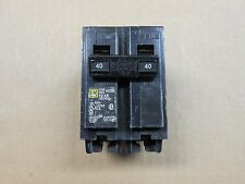1 NEW SQUARE D HOM HOM240 CIRCUIT BREAKER 40A 40 AMP 2P 2 POLE 240V 240 VOLT