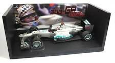 "Michael Schumacher 1:18 Mercedes GP Petronas W03 "" 300th GP Spa 2012 "" 113120307"