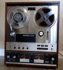 Teac A-6010 Reel to Reel tape Recorder, Auto Reverse, See Video !