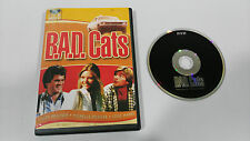 B.A.D. BAD CATS DVD MICHELLE PFEIFFER ASHER BRAUNER STEVE HANKS ESPAÑOL ENGLISH