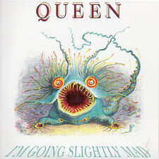 ★☆★ CD Single  QUEEN I'm going slightly mad  + UK + 2-track CARD SLEEVE -  ★☆★