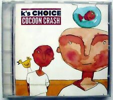 K'S CHOICE COCOON CRASH CD SEALED