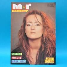 DDR Melodie und Rhythmus 3/1989 Puhdys Mark King Sting Bonnie Bianco Engerling C