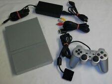 Playstation 2 Slim mit 5 Gratis Spiele + 2 Controller PS2 Konsole #178 LESEN!!!!