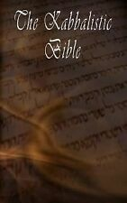 Kabbalistic Bible According to the Zohar by Rabbi Tanhuma (2006, Paperback)