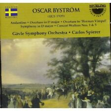 Bystrom / Spierer / Gavle Symphony Orchestra - Symphony in D minor [New CD]