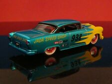 1955 55 Chevrolet Bel Air OLD SCHOOL Hot Rod 1/64 Scale Limited Edition L
