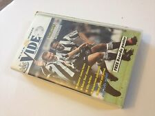 NEWCASTLE UNITED Black & White Video Issue 1 1996/7