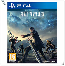 PS4 Final Fantasy 15 XV R2 ENG SONY PLAYSTATION Enix RPG Games