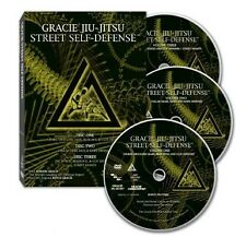 Gracie Jiu-Jitsu Street Self-Defense BJJ DVD