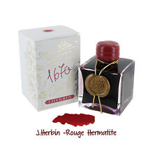 J.Herbin 1670 Anniversary Bottled Ink, 50ml, Rouge Hermatite (H150-26)