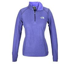 The North Face Women Glacier 1/4 Zip Pullover Basic Jacket Size XS