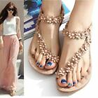 New Fashion Sandals Casual Flower Shoes for Women Flip Flops Summer size 6 7 8
