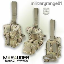 Marauder Medic's Trauma Pouch - Medical Drop-Leg - British Army MTP Multicam