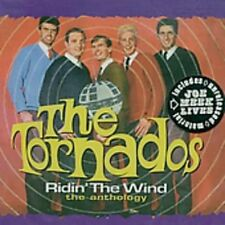 Ridin' The Wind-Anthology - Tornados (2002, CD NIEUW)