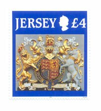 Jersey Crests and Coat of Arms £4 definitive mnh