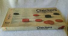 Vintage Checkers and 5 other games 1970 Board Game Complete