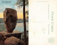 USA - Balance Rock Devil's Lake Wis. (S-L XX437)