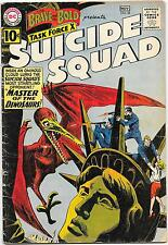 Brave and the Bold #38 DC Comics 1961 Feat. Suicide Squad VG-