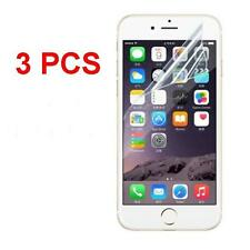 3pcs Ultrathin HD LCD Screen Protector Front Back Film For iphone 6 6s 7