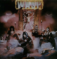 WASP W.A.S.P UK Fame issue Vinyl LP EXCELLENT CONDITION same debut self titled