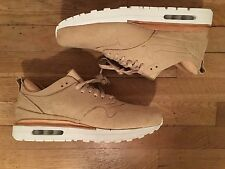 New DS NIKELAB Nike AIR MAX 1 ROYAL LINEN-SUMMIT WHITE -- Size 11 -- 847671-221