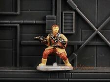 Hasbro Micro Machine Star Wars Toy Soldier Figure Boushh Disguise Princess Leia