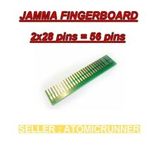 PEIGNE JAMMA / JAMMA FINGERBOARD for arcade pcb adapter 2x28 56 pins