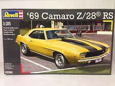 +++ Revell '69 Camaro Z/28 RS 1:25 07081