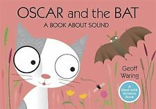 Oscar and the Bat: A Book About Sound (Start with Science)-ExLibrary