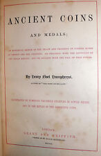 Monete Antiche - Humpreys: Ancient Coins & Medals 1850 Grant Griffith illustrato