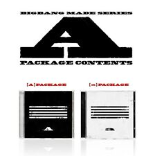 BIGBANG MADE SERIES [a] CD+Photobook+Photocard+Puzzleticket Sealed [RANDOM]