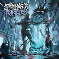 Abominable Putridity-The Anomalies Of Artificial Origin 2015 ULR Devourment Slam