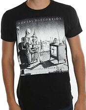 New: SOCIAL DISTORTION - Mommy's Little Monster (Small) Rock Concert T-Shirt